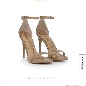 Sam Edelman | Ariella Ankle Strap Sandel Nude